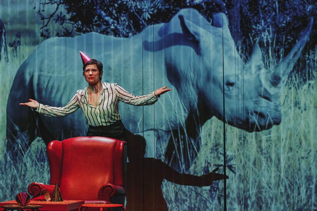 Teatro de lo inestable, Nau Ivanow