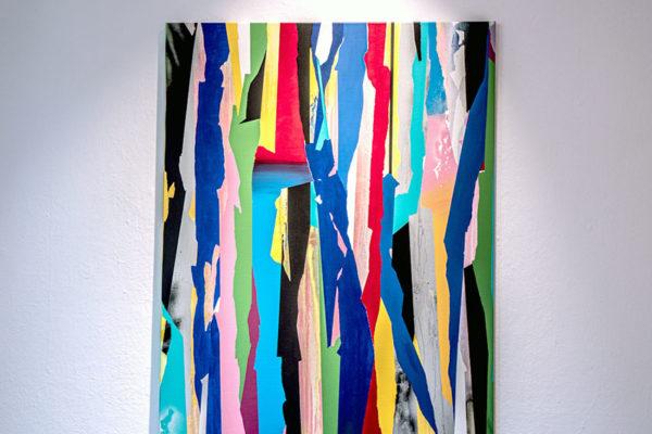 Tiempos abstractos, Montana Gallery Barcelona