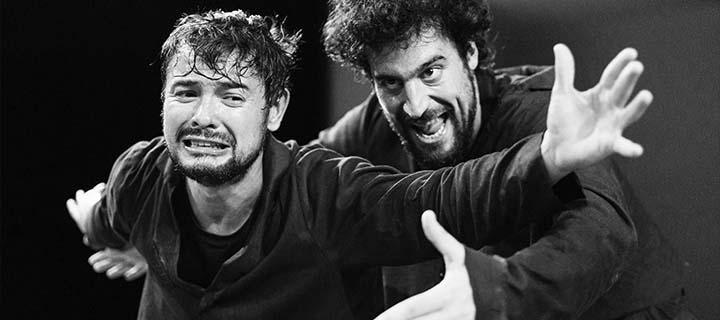 La nit, Bernard-Marie Koltes, Teatre Akadèmia