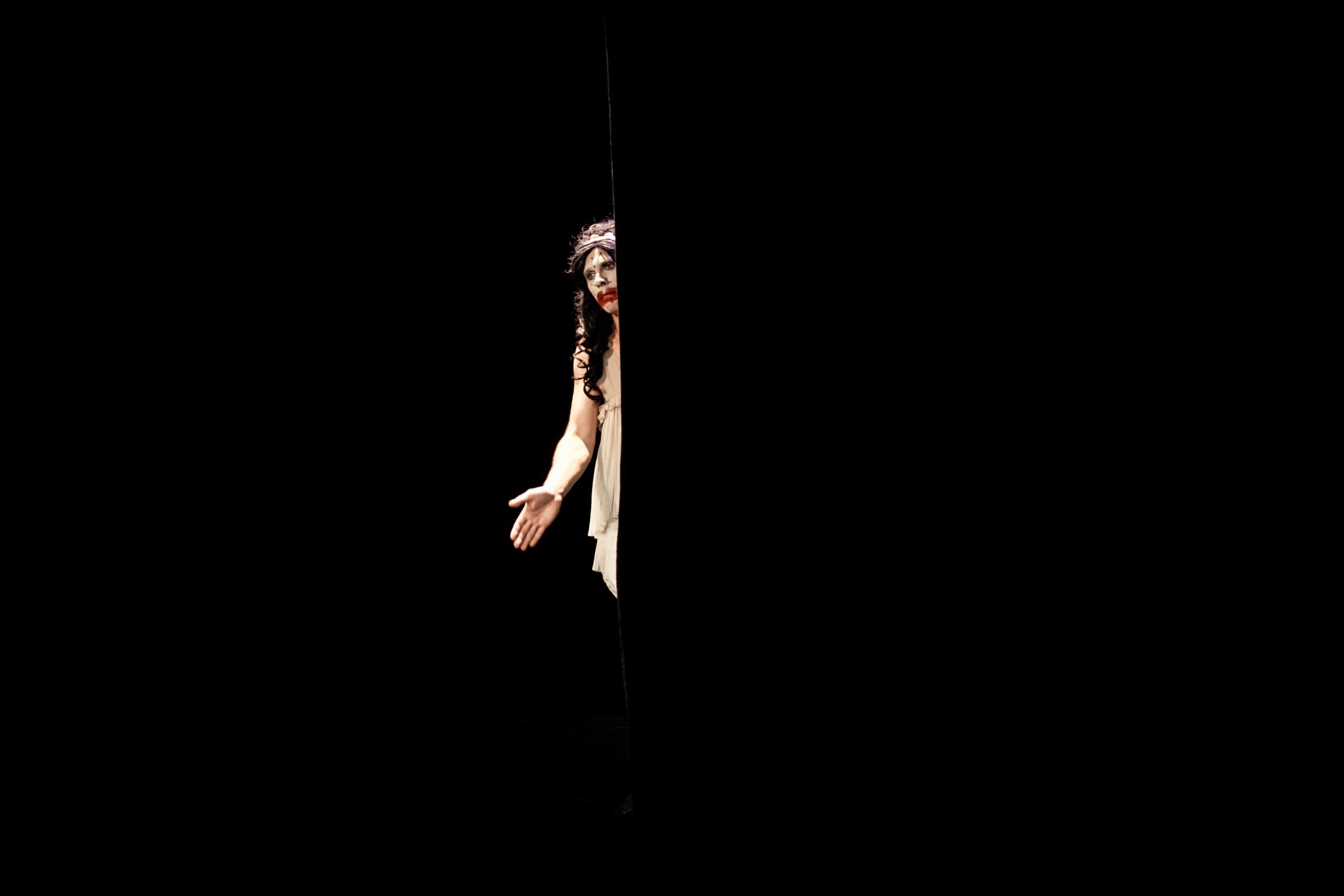 clown, fred blin, teatre gaudi barcelona