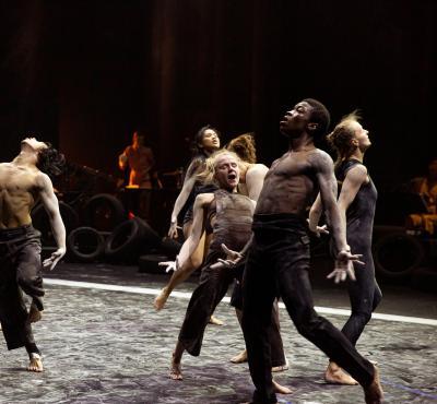 Wim Vandekeybus, Dansa Quinzena Metropolitana, Mercat de les Flors