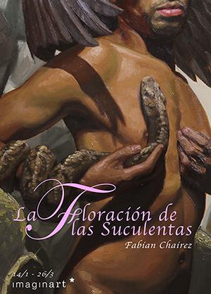 Fabián Cháirez, Imaginart Gallery, Exposiciones Barcelona