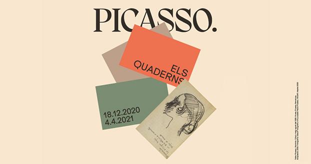 Picasso. Los cuadernos. Museo Picasso. Barcelona