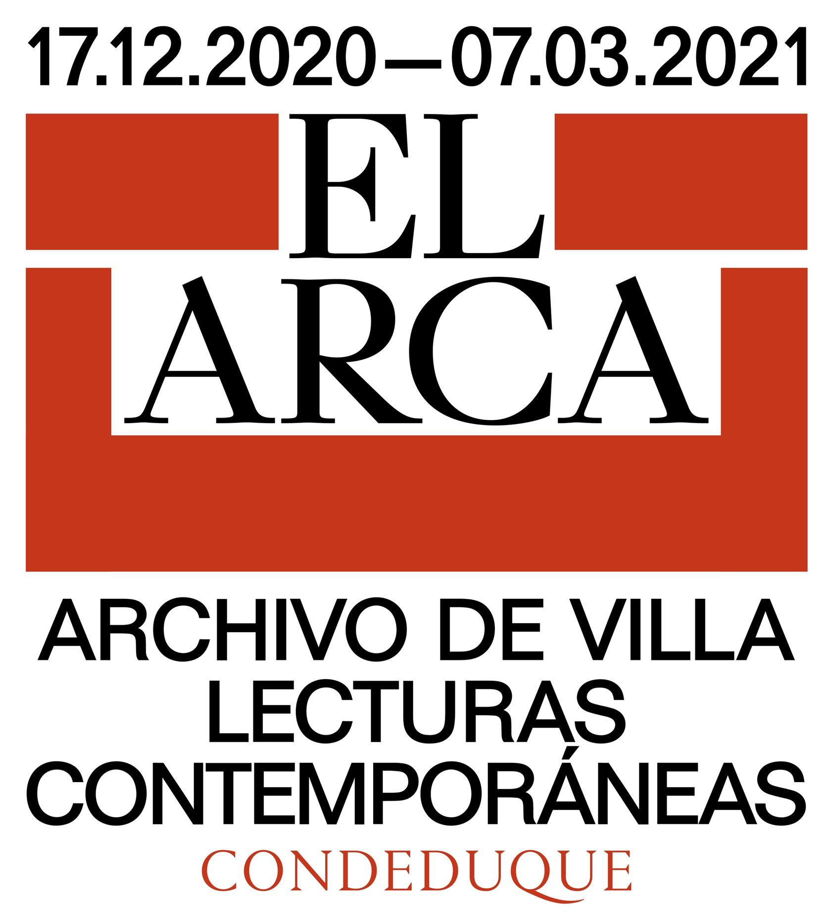 Centro de Cultura Contemporánea Conde Duque, Exposiciones, El Arca