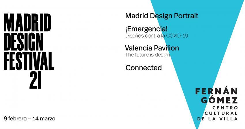 Madrid Design Festival 21, Exposiciones, Fernán Gómez Centro Cultural de la Villa