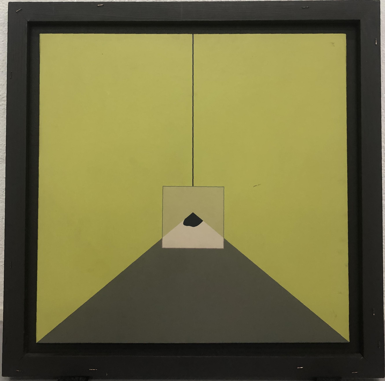 Miguel Angel Campano, Galería Juana de Aizpuru