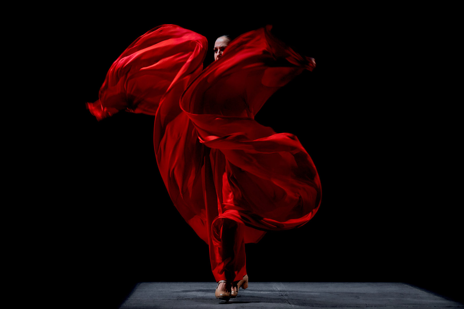 Sara Cano, Danza en la Villa 2021, Fernán Gómez Centro Cultural de la Villa