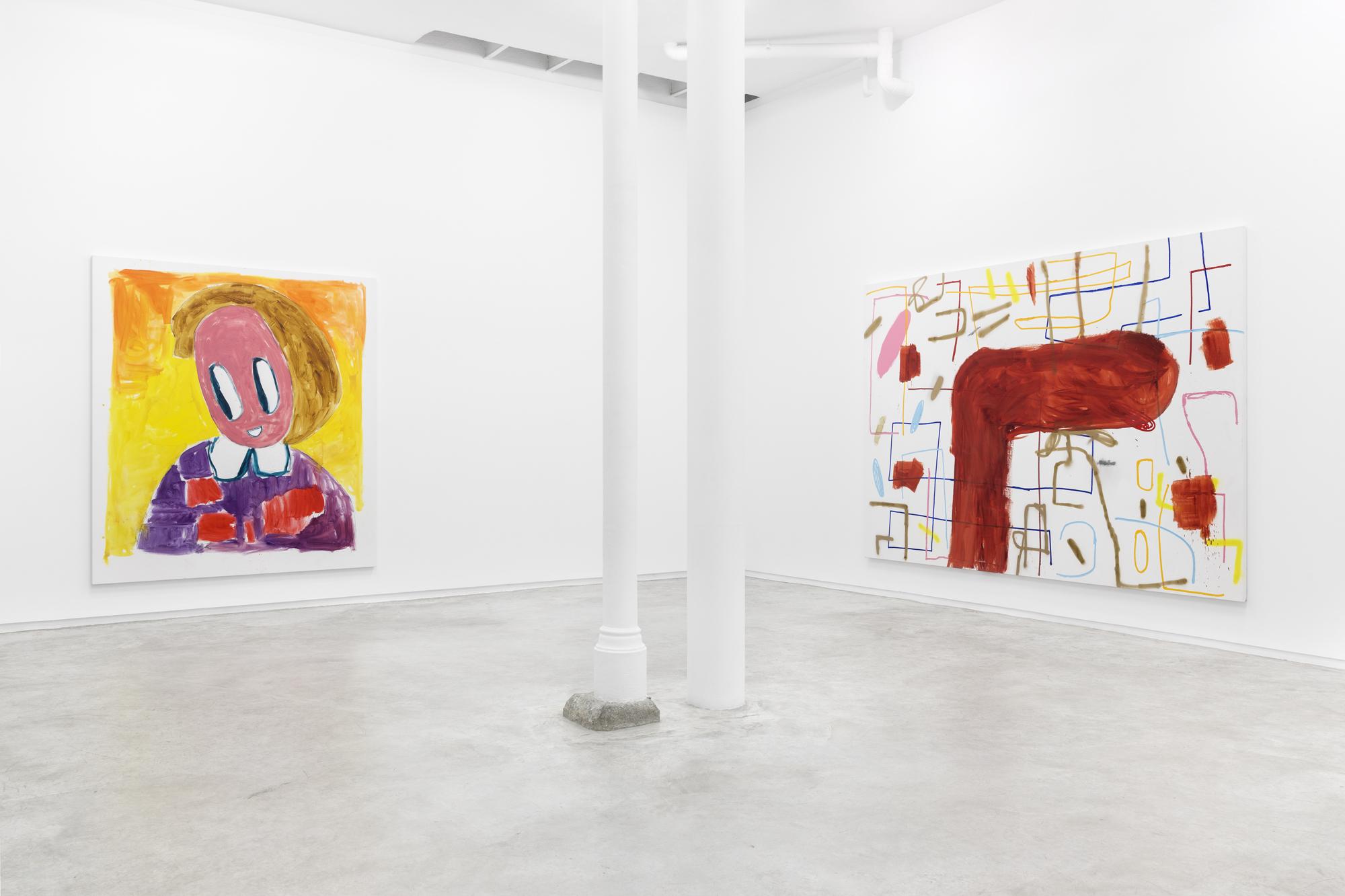 Andre Butzer, Galeria Heinrich Ehrhardt, Madrid