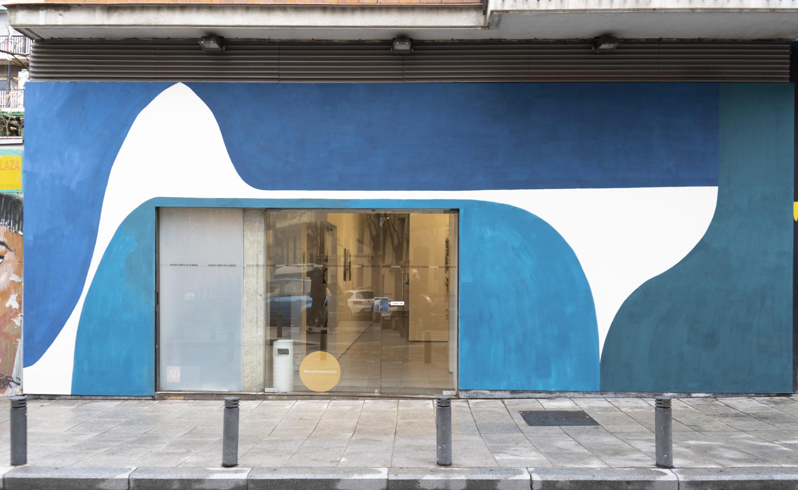 Galería Moisés Pérez de Albéniz, Exposiciones Madrid