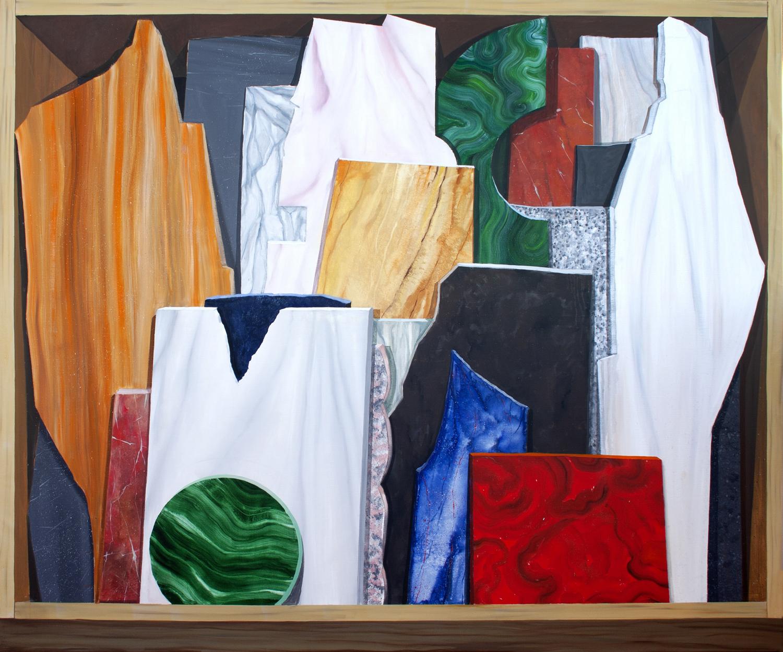 Gloria Martín, Exposiciones, Galería Silvestre