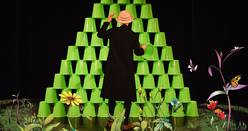Fabrizio Rosselli, Teatro Circo Price, Circo Primavera