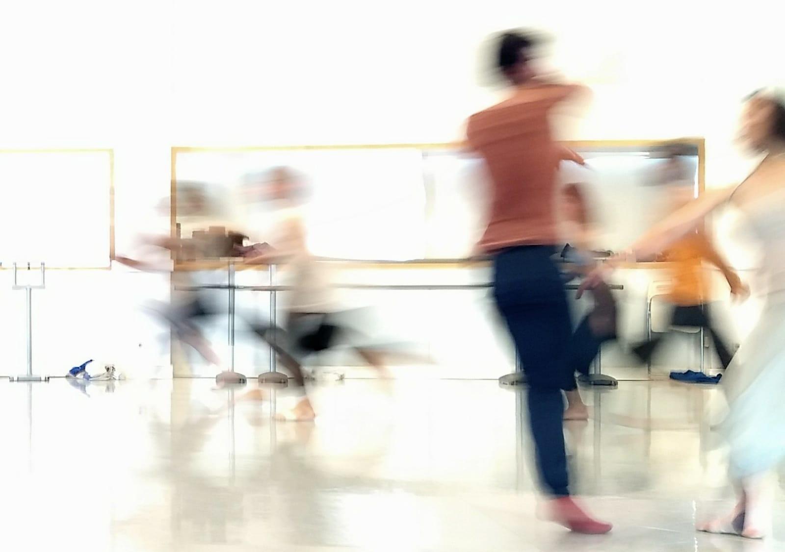 Jesús Rubio, Danza Madrid, Conde Duque