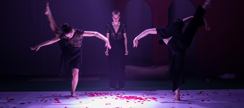 Judith Argomaniz, Sala Cuarta Pared, Madrid En Danza