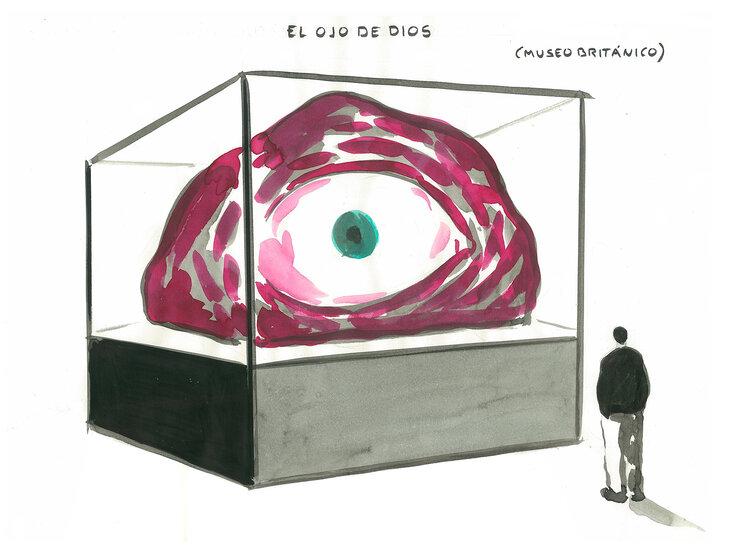 El Roto, Galería Caja Negra, Madrid