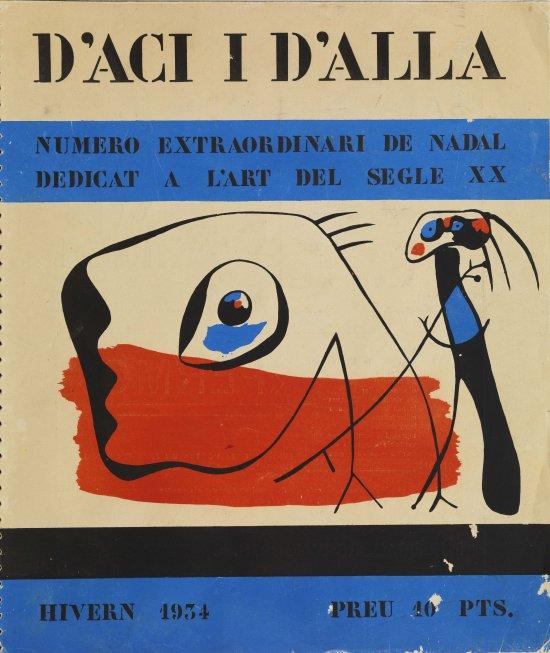 Miró-ADLAN, Fundació Joan Miró