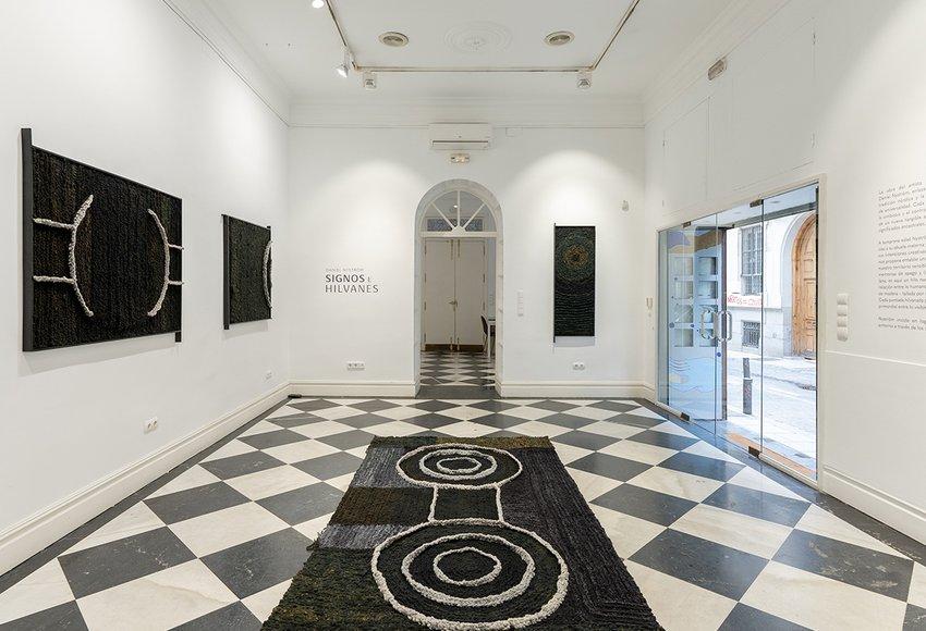 Daniel Nyström, Galería La Cometa