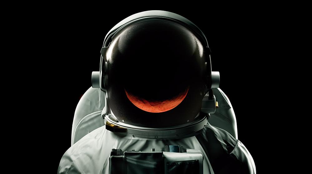 Marte, el espejo rojo. CCCB, Exposición