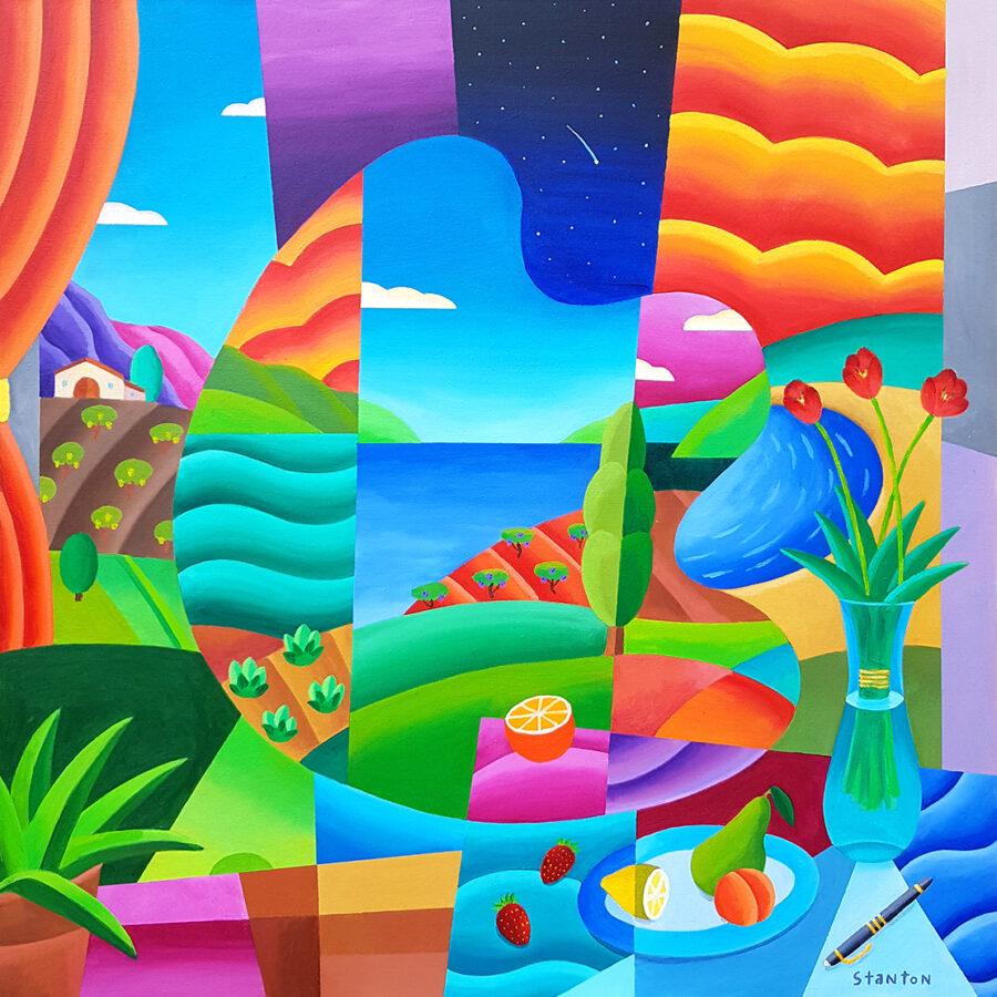 Philip Stanton, Galería Jordi Barnadas