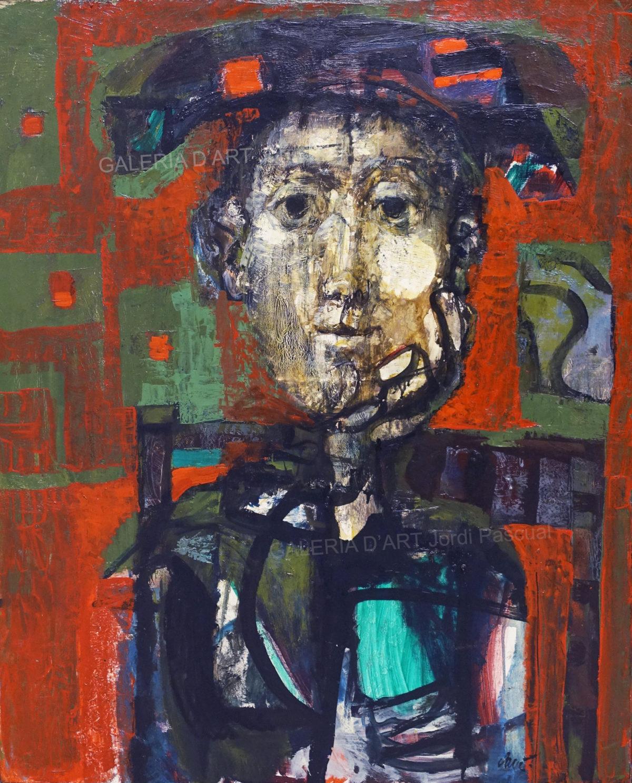 Antoni Clavé, Galería Jordi Pascual