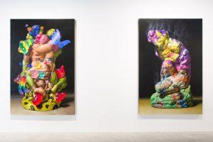 Christian Rex Van Minnen, Galería Javier López & Fer Francés