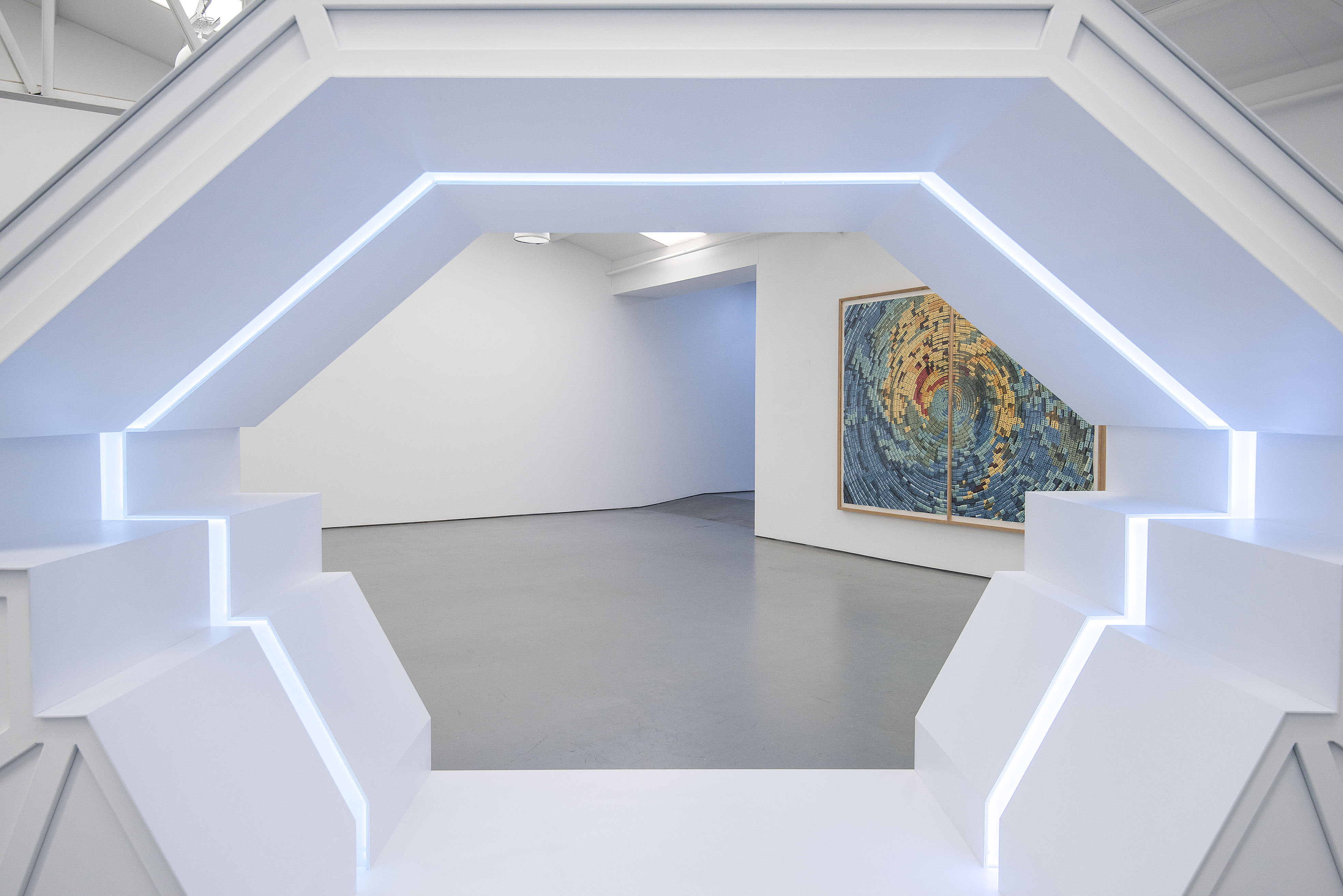 Dagoberto Rodríguez, Galería Sabrina Amrani