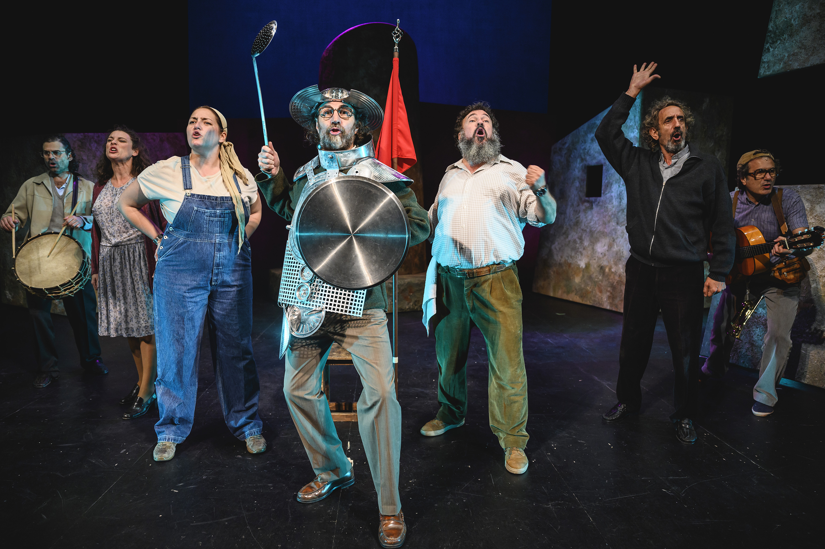 Don Quijote somos todos, Fiesta Corral Cervantes 2021