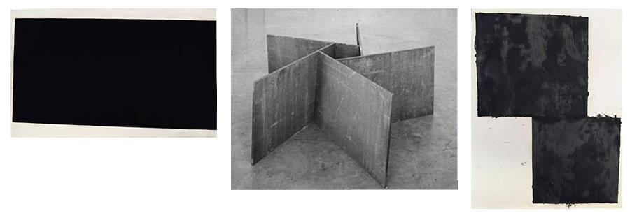 Richard Serra, Galería Guillermo de Osma