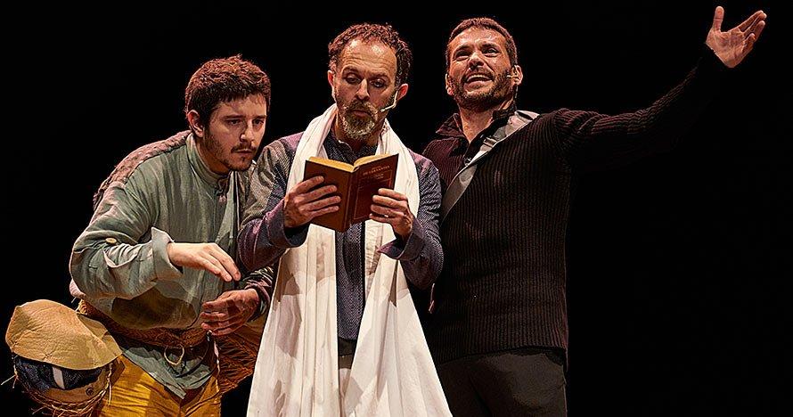Otro Quijote +?, Fiesta Corral Cervantes 2021