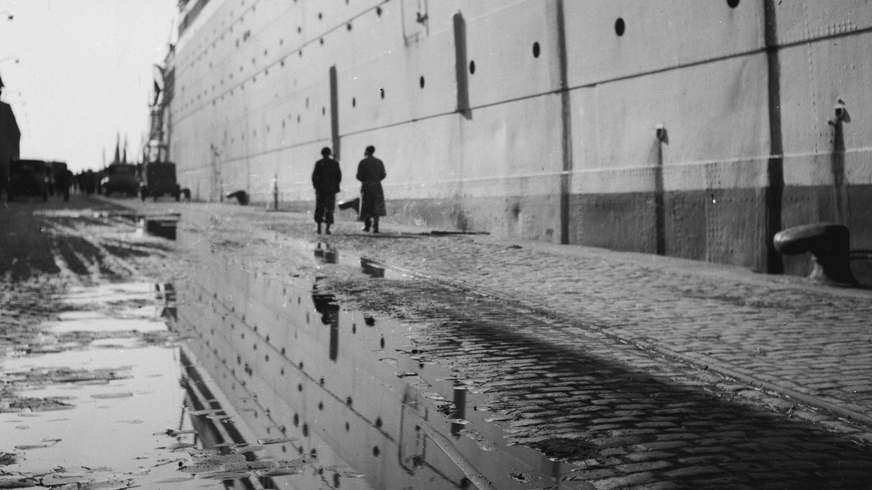 Imágenes encontradas. La Barcelona marítima de posguerra, Joaquín Tusquets de Cabirol, Museu Marítim de Barcelona, Imágenes Encontradas La Barcelona marítima de posguerra.