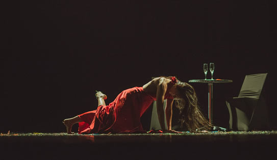 Carmen Werner, Teatros del Canal, Danza