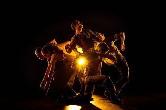 Daniel Doña, Teatros Canal, Danza Madrid