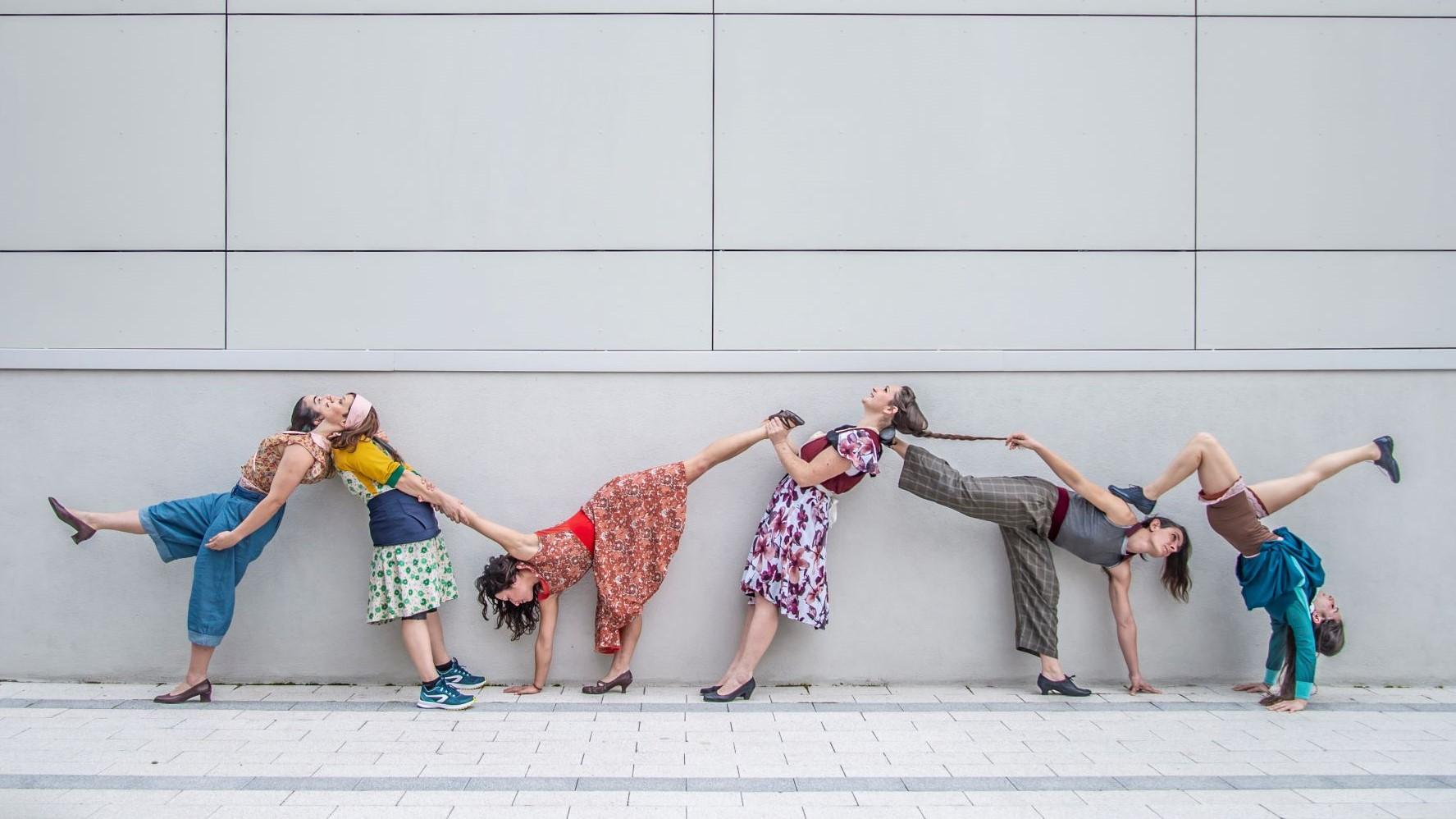 Kolektivo Konika, Teatro Circo Price, Madrid